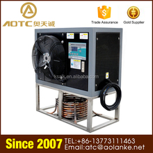 CE Certification 50HZ Industrial Heat Stainless Steel Oil Chiller System