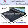 Sell rubber solar pool absorber in distant overseas countries&markets