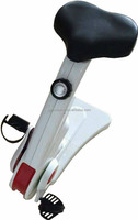 fitness equipment white Sit N Cycle body fitness exercise bike for home