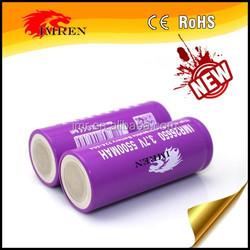 IMREN IMR 26650 5500mAh 3.7V 60A 3.7V high drain li-ion rechargeable battery full capacity