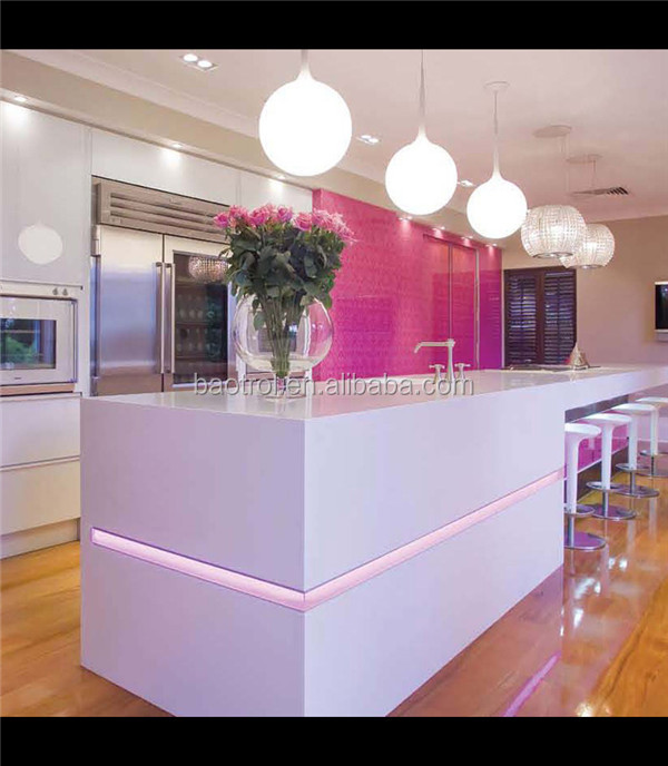 Hot selling solid surface salon reception desk beauty for Solid salon