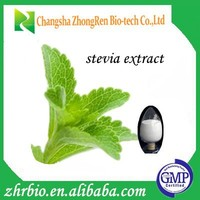 Factory sale natural Sweeteners Stevia Extract 90% Stevioside