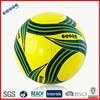 Machine Stitched New Design pu soccer ball