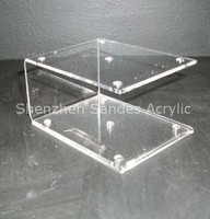 Mini Lollipop Stand Acrylic Lollipop Stand 5 Holes Cake Pop Stand Plastic Lollipop Stand