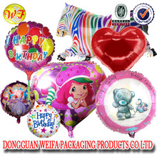 Wholesale custom shape helium foil balloon