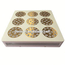 Selective-Spectrum High power Apollo 9 full spectrum 400-600w led grow light for indoor / outdoor growing