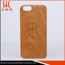 2015 hot promotional Scratch resistant SZSHC02 wooden cell phone case
