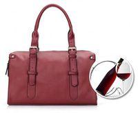 2015 Nice Leather Beautiful Fashion custom velvet jewelry bag from Ceso Handbag Manufacturer