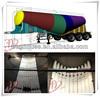 Polyester woven fabric type arislide PU ventilation pipe
