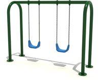 Super Quality Two Seat Patio Swing, Fiber Swing and Teak Wood Swing