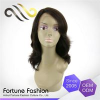 Customizable Lowest Cost Various Colors Style Korean Funny Volume Caucasian Hair Man Wig