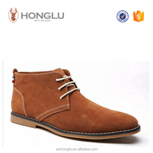 New Casual Men Boot pu shoes