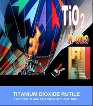 Titanium Dioxide (Paints, coatings & inks)