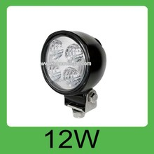 12V Y8 12W Auto Led Work Light
