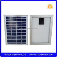 Made in China polysilicon small solar panel 5w