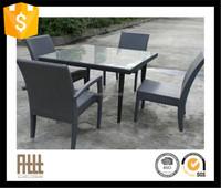 New design modern leisure resin wicker chair garden AWRF5179