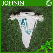baby pennant flag banner in holiday