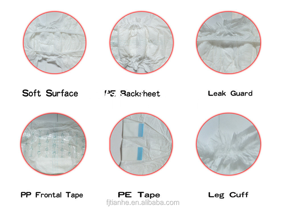 Adult wetting diaper