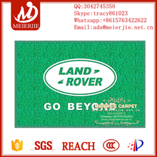 PVC New Product Textiles Logo and Size Coustomized Door Mat