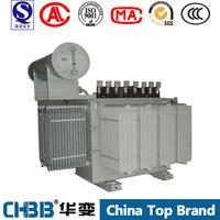 Free maintenance 11kv 415v 5 mva oil immersed power transformer