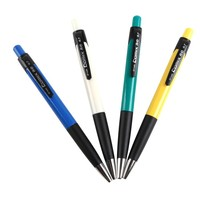 0.7mm plastic retractable ball point pen