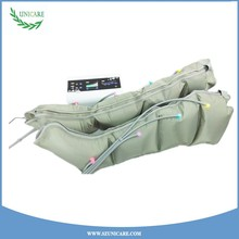 Alternating air compressor electric nervous and muscular muscle stimulator systems
