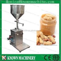 Peanut butter automatic filling machine