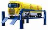 Four Post Car Lift Manufacturers hydraulic pressure jack car lifting
