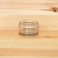200ml big volume cosmetic use pet jar