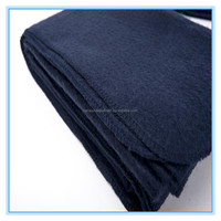 100% anti fire airline polyester blanket