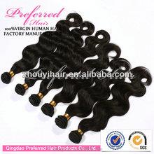 wholesale unprocessed double weft 100% Vietnam 6a grade virgin human hair