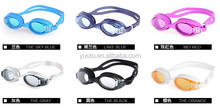 2015 New Mirror Anti-fog Swimming Glasses safety goggles