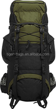 Wholesale fashion backpack bag special big capacity outdoor hiking bag