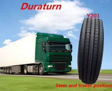 China brand Duraturn radial truck tires 12R22.5 315/80R22.5 for overload and long distance travel