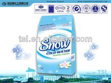 jabón en polvo para lavarropas