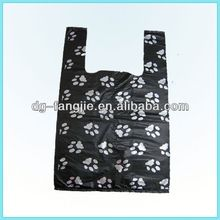 Hdpe LDPE Printed T-shirt Bio-degradable Bag