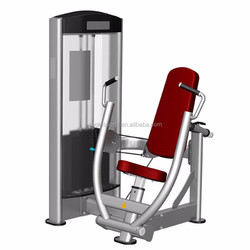 Manufacture of Alibaba Top Quality Gym Fitness Equipment Seated Chest Press Machine