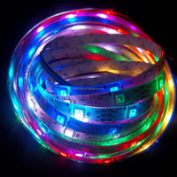 5050 magic digital DC 5v magic led strip ws2811 ws2812b