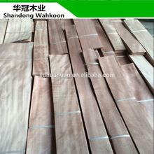 0.2mm natural wood veneer sliced gurjan color veneer furniture