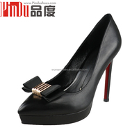 Top quality brand lady red bottom shoes,fashion dress shoes,spanish shoe brands women high heel summer/autumn pumps