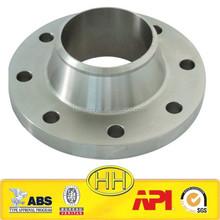 ASME/ANSI B16.5 Forged Carbon Steel Weld Neck FF/RF Flange Manufacturer