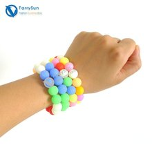 sunshine fashion silicone bracelet
