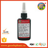 UV Cure Acrylic Adhesive/Glue for Metals to Glass/Crystal Bonding