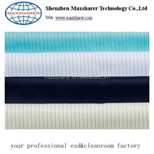 Polyester antistatic fabric (various colors in stock)