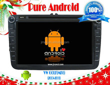 Android 4.2 car dvd navigator for VW PASSAT(MK6)(2006-2009),Capacitive and multi-touch screen support OBD