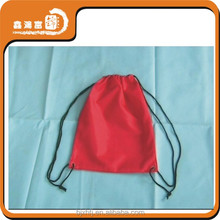 best design custom non woven pouch bag