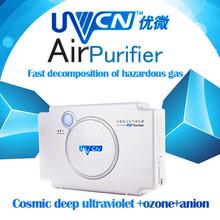 UV germicidal lamp pet disinfection air purifier manufacturer
