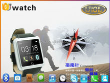 Trade Assurance Factory Original U10L Smart watch phone with altitude meter
