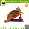 red color pet paper toys cats corrugated toy