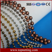 My alibaba wholesale metal beads string curtain from chinese merchandise
